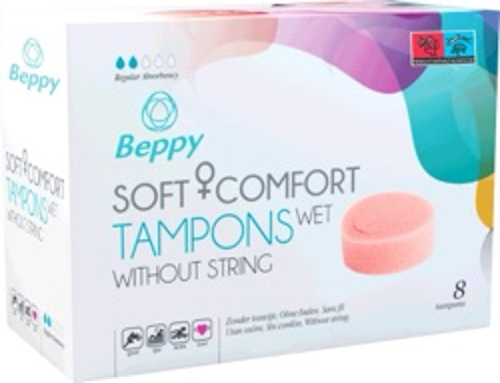 Comfort-Tampon WET/FEUCHT (8 Stück)