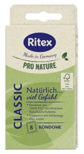 PRO NATURE Classic (8 Kondome)