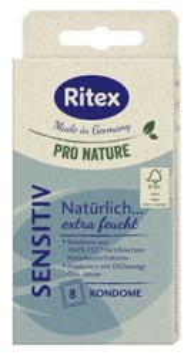 PRO NATURE Sensitiv (8 Kondome)