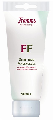 Gleit- und Massagegel (200 ml)