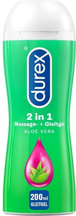 Play 2 in 1 Massage & Gleitgel (200 ml)