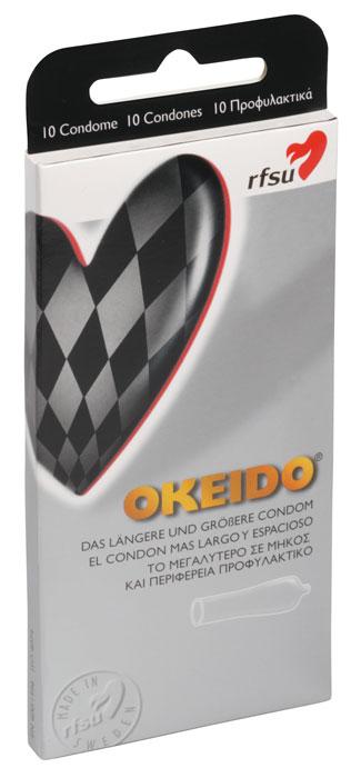 Okeido (10 Kondome)