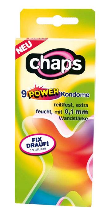 chaps power (12 Kondome)