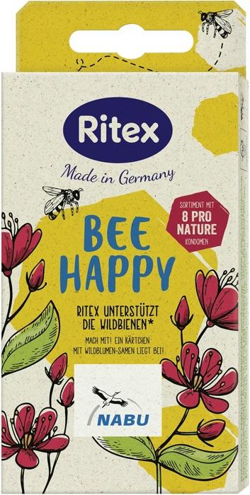 BEE HAPPY (8 Kondome)