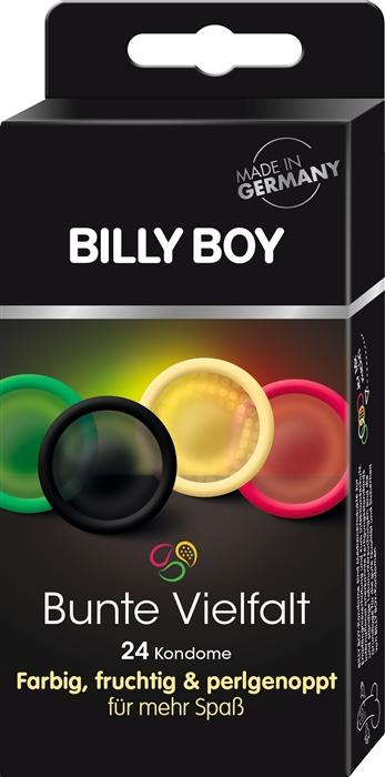 Bunte Vielfalt (24 Kondome)