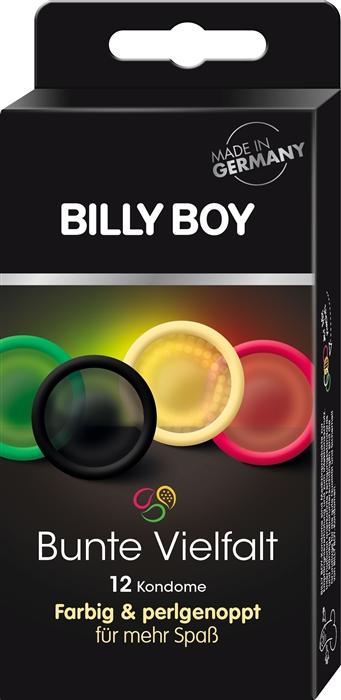 Bunte Vielfalt (12 Kondome)