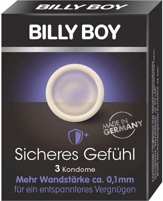 Sicheres Gefühl (3 Kondome)
